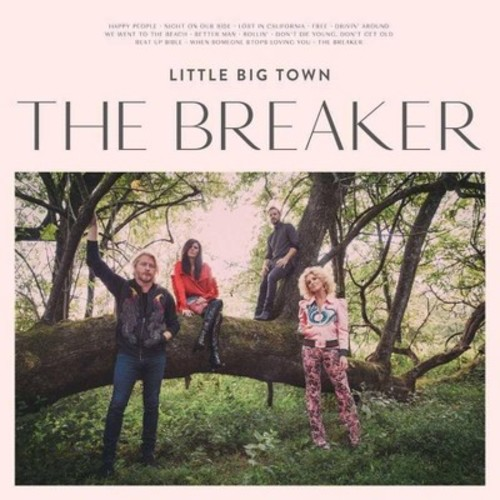 Little Big Town - The Breaker [Vinyl]