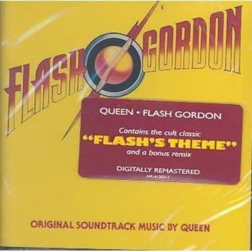 Precision Series Rock & Pop Queen - Flash Gordon