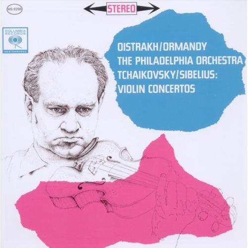 Tchaikovsky, Sibelius: Violin Concertos [CD]