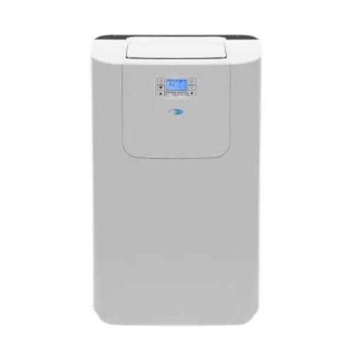 Whynter Elite 12,000 BTU Dual Hose Digital Portable Air Conditioner with Heat/Drain Pump and Dehumidifier
