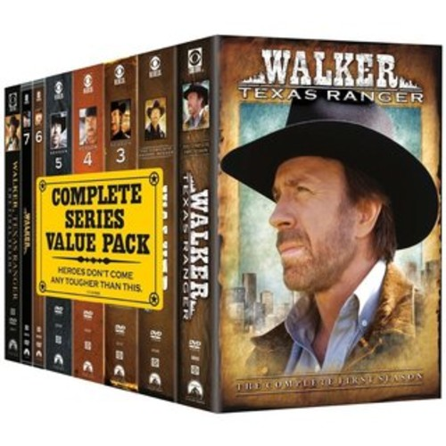 Walker, Texas Ranger: The First Season (DVD)