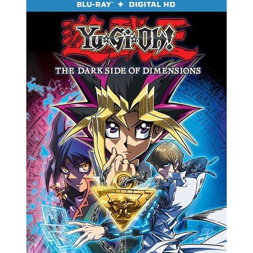 Yu-Gi-Oh!: The Dark Side of Dimensions [Blu-ray] [2016]