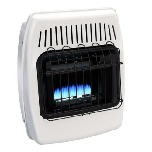 Dyna-Glo 10,000 BTU Blue Flame Vent Free Natural Gas Wall Heater