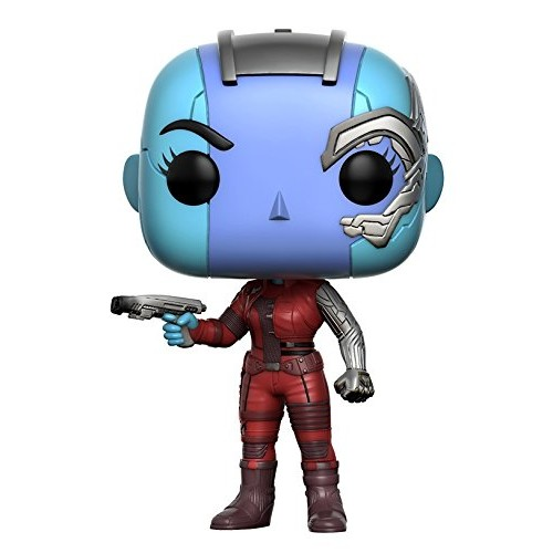 Funko POP Movies: Guardians of the Galaxy 2 Nebula Toy Figure: Funko Pop! Movies:: Toys & Games
