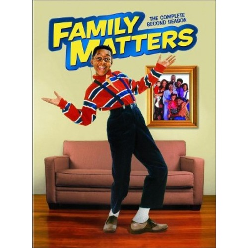 Family Matters: The Complete Second Season [3 Discs]