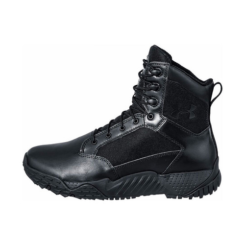 UA Under Armour Black Stellar Tactical Boots 1268951-001 SIZE 11.5