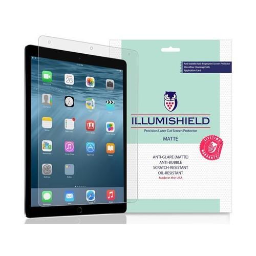 Apple iPad Pro 10.5 Screen Protector [2-Pack], iLLumiShield Anti-Glare Screen Protector for Apple iPad Pro 10.5 HD Shield with Anti-Bubble & Anti-Fingerprint Matte Film