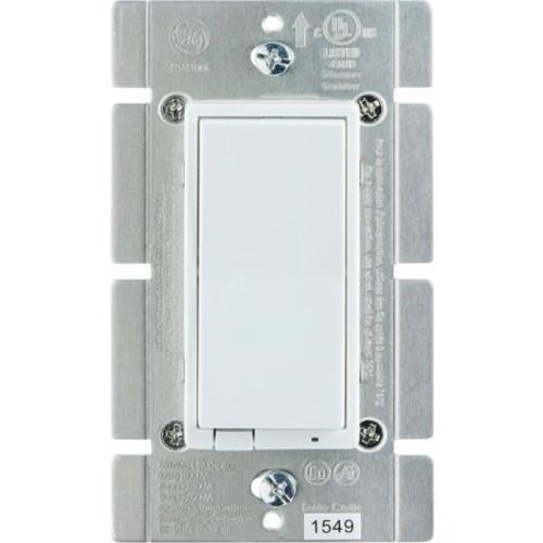 GE Z-Wave 1,000-Watt In-Wall Smart Dimmer Switch