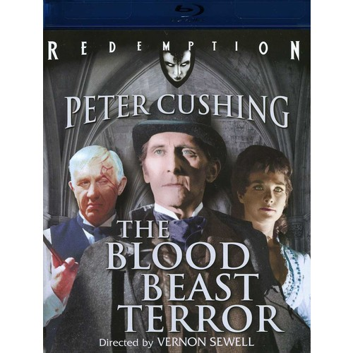 The Blood Beast Terror (Blu-ray Disc)