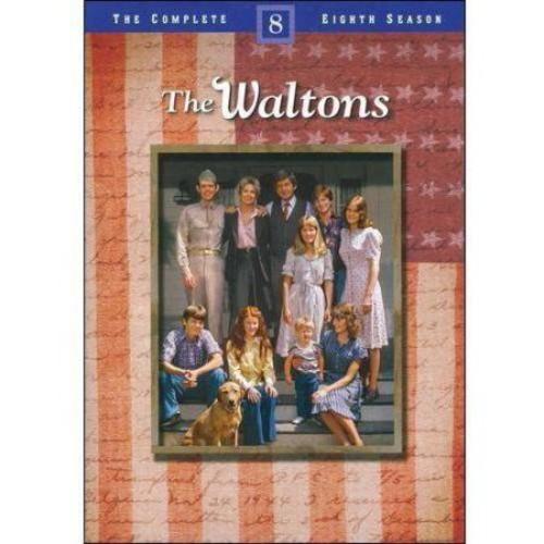 The Waltons: Season 8: Michael Learned, Ralph Waite, Ellen Corby: Movies & TV