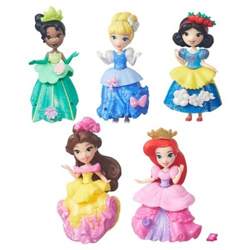 Disney Princess Little Kingdom Royal Sparkle Collection
