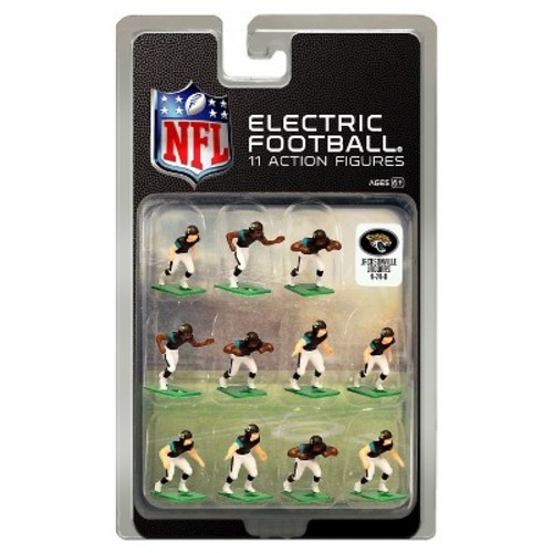 Tudor Games Jacksonville Jaguars Dark Uniform NFL Action Figure Set