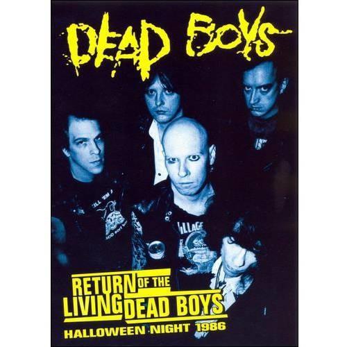 Return of the Living Dead Boys: Halloween Night 1986 [Video] [DVD]