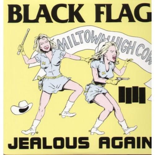 Jealous Again [12 inch Vinyl Single]