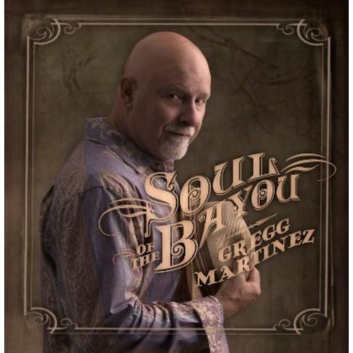 Soul of the Bayou [CD]