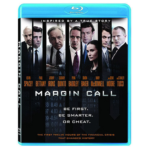 Margin Call [Blu-ray]: Kevin Spacey, Paul Bettany, J.C. Chandor: Movies & TV