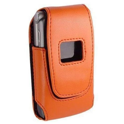 Technocel Plastic Shield Case for Motorola V3, Smasung A900 (Orange Blossom) - MV3LCISO-Z