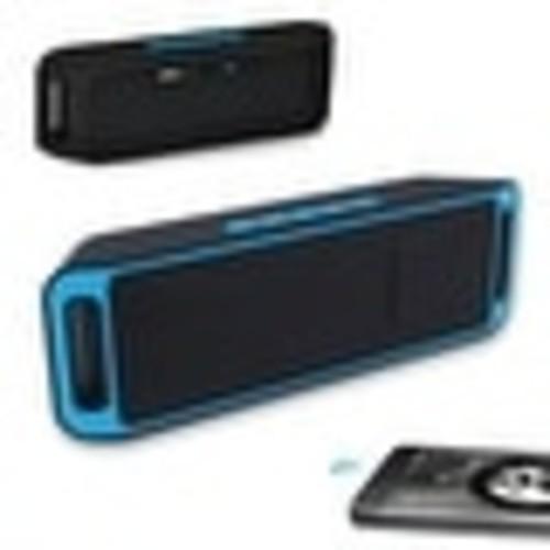 Indigi Bluetooth Wireless Speaker SUPER BASS Portable For Smartphone / Tablet / Laptop