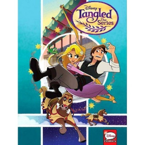 Tangled the Series : Adventure Is Calling (Paperback) (Alessandro Ferrari & Scott Peterson)