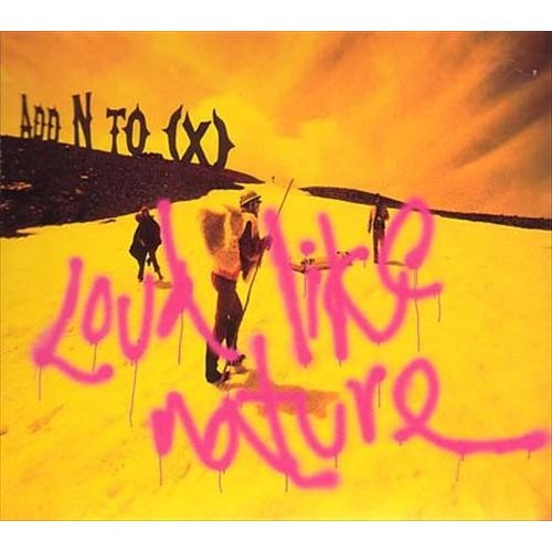 Loud Like Nature [CD]
