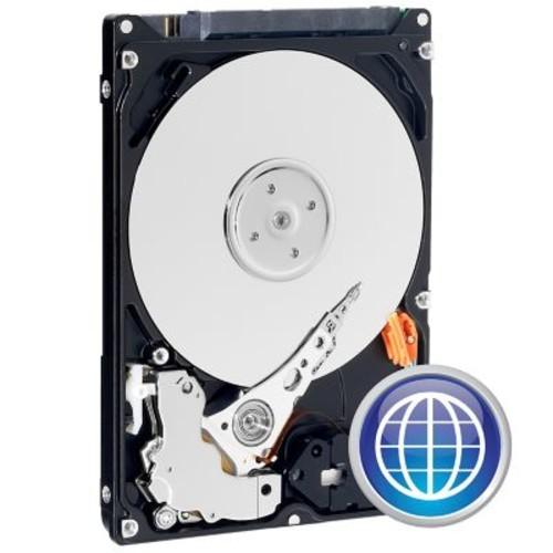 , WD-IMSourcing Scorpio WD3200BEVT 320 GB 2.5