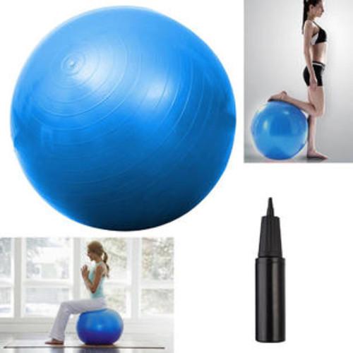 Goplus Blue Yoga Ball 29