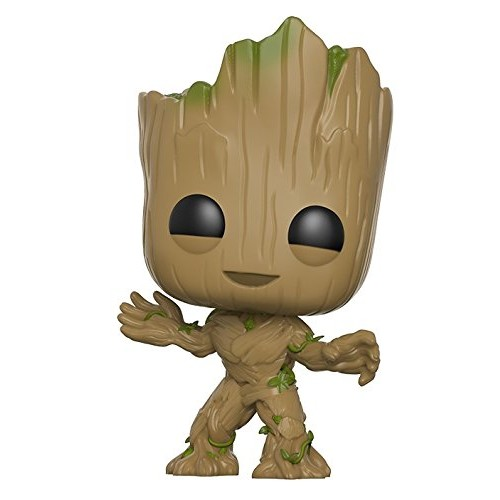 Funko POP Movies: Guardians of the Galaxy 2 Toddler Groot Toy Figure: Funko Pop! Movies:: Toys & Games [Toddler Groot]