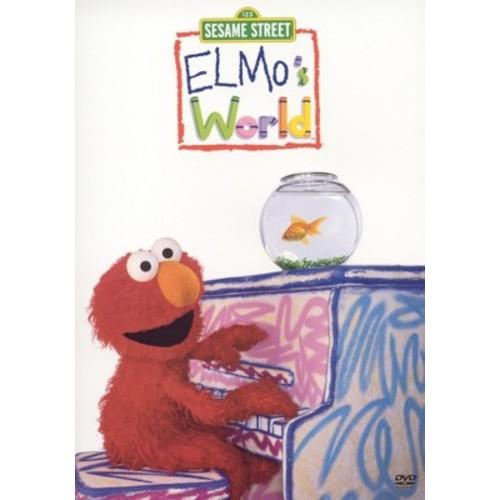 Sesame Street: Elmo's World Dancing