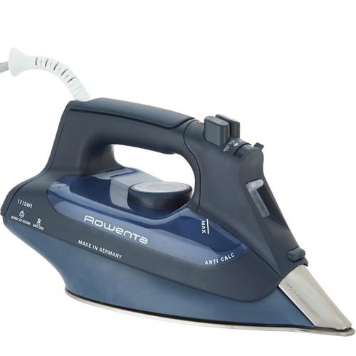Rowenta 1715 Watt Focus Iron With Microsteam Soleplate
