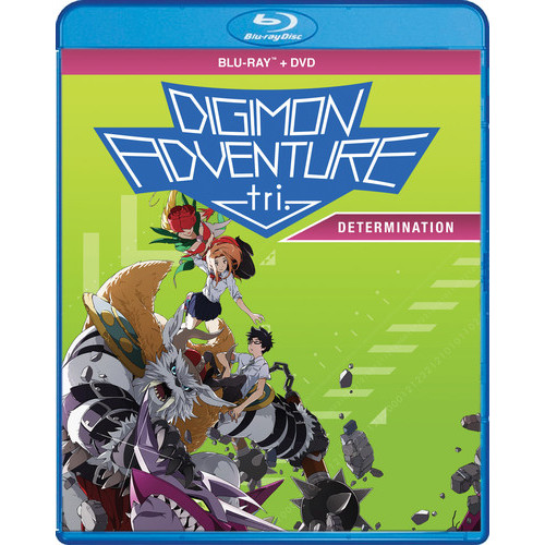 Digimon Adventure Tri.: Determination (Blu-ray)
