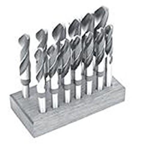 Gyros 45-32308 Premium Industrial Grade Cobalt Reduced Shank 8-Pieces Drill Bit Set