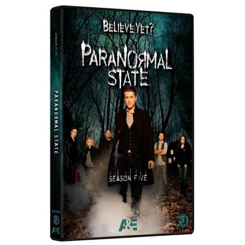 Paranormal State: The Complete Season Five [DVD]