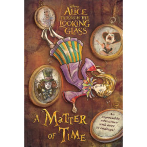 Alice Through the Looking Glass: A Matter of Time