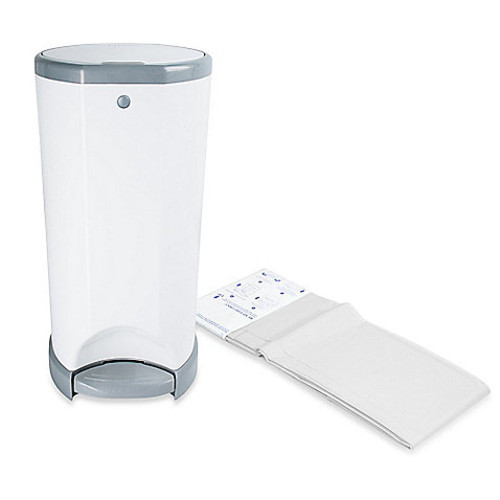 Diaper Dekor Diaper Disposal Pail