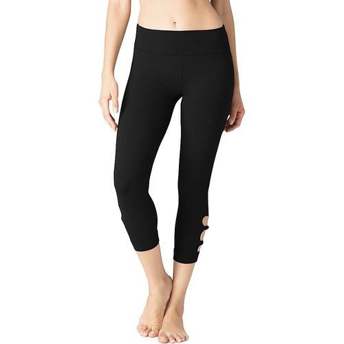 Beyond Yoga Women's Full Circle Cut Out Capri Legging