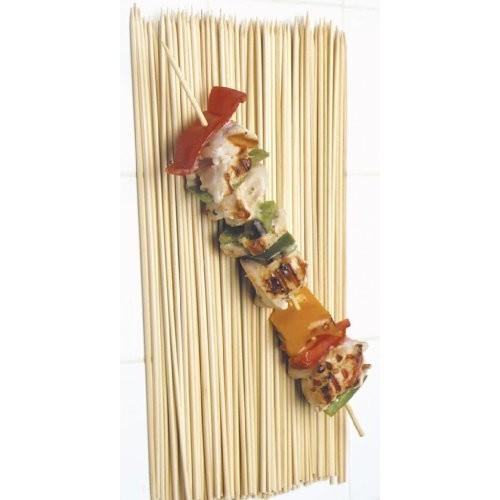 Norpro 195 100-Pack Bamboo Skewers, 12-Inch, Brown [12