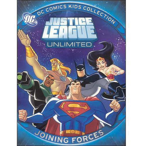 Justice League Unlimited - Joining Forces (DC Comics Kids Collection): Various: Movies & TV