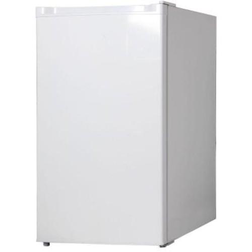Keystone 4.4 cu. ft. Mini Refrigerator in White, Energy Star