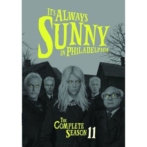 It's Always Sunny in Philadelphia: The Complete Season 11 [DVD]