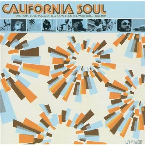California Soul CD (2002)