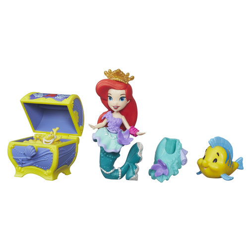 Disney Princess Little Kingdom Ariels Treasure Chest
