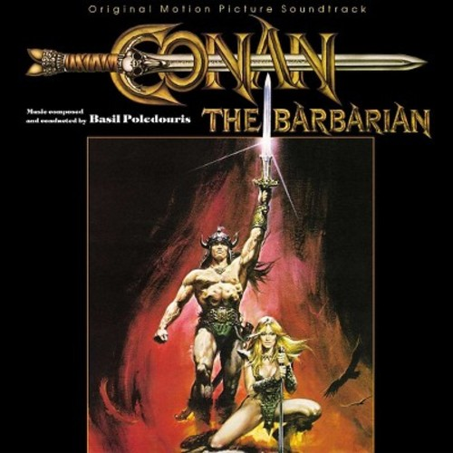 Basil poledouris - Conan the barbarian (Osc) (Vinyl)