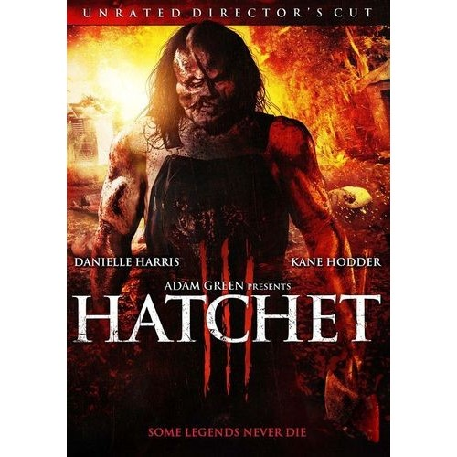 Hatchet III [Unrated] [Director's Cut] [DVD] [2013]