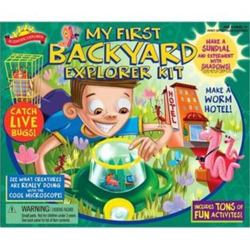 Scientific Explorer My First Backyard Explorer Kit by Scientific Explorer