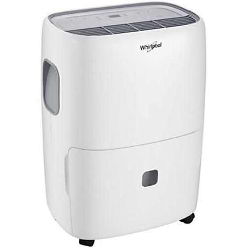 Whirlpool Energy Star Portable Dehumidifier, 30 Pint, 19 5/16