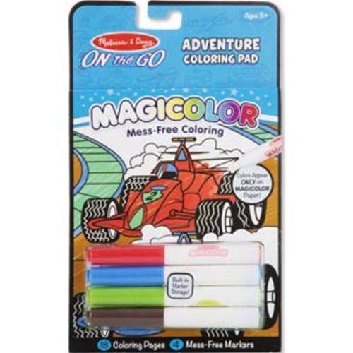 Melissa & Doug On the Go Magicolor Coloring Pad