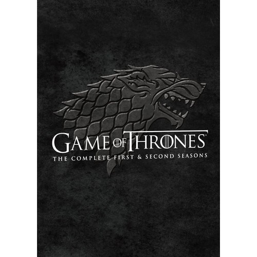Game of Thrones: The Complete First & Second Seasons [10 Discs] [DVD]