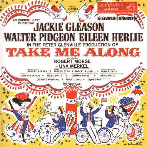 Take Me Along [Original Cast Recording] [CD]