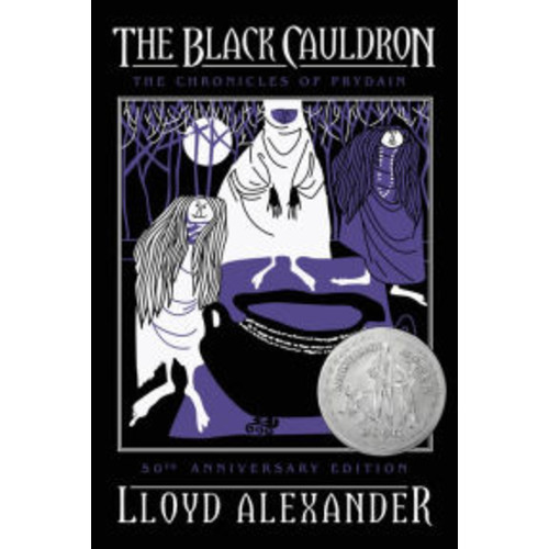 The Black Cauldron 50th Anniversary Edition (Chronicles of Prydain Series #2)