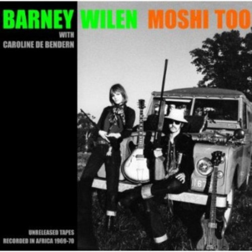 Moshi Too: Unreleased Tapes Recorded in Africa 1969-1970 [CD]